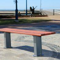 Atessa Bench from Urban Effects