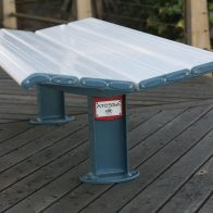 Atessa Double Bench from Urban Effects