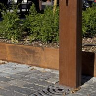 Fuente-R (Rectangular) Drinking Fountain from Urban Effects