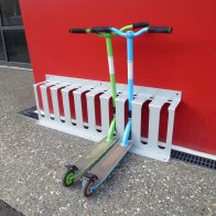 Kiwi Z Scooter Rack from Urban Effects