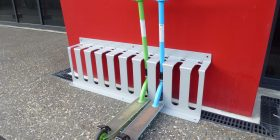 Kiwi Z Scooter Rack