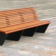 Riviera Seat from Urban Effects