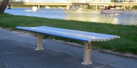 Citistyle Double Bench