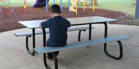Metro Outdoor Learning Table