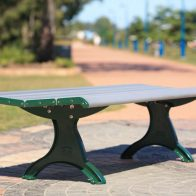 Urbanstyle Double Bench from Urban Effects