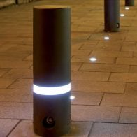3P Protector Bollard from Urban Effects