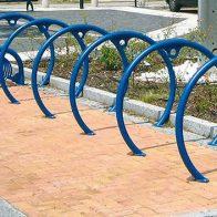 Circle Bike Rack from Urban Effects