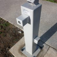 Urban Drinking Fountain UE3B from Urban Effects