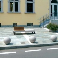 Zaffiro Bollard from Urban Effects