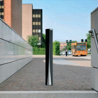 Explosion Bollards from Urban Effects