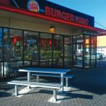 Burger King stores nationwide