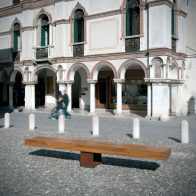 Ideas 'T' Bench from Urban Effects