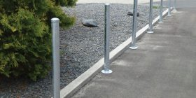 Kiwi Bollards - Removable Option