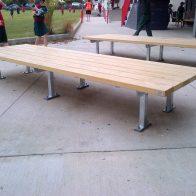 Woodlands Platform Seat from Urban Effects