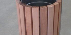 Colonial Tilt Bin - Timber version