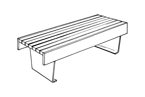 Liffiton Lux Bench