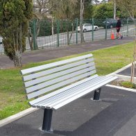 Citistyle Deluxe Park Seat from Urban Effects