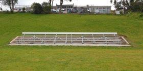 Metro 4-Tier Grandstand