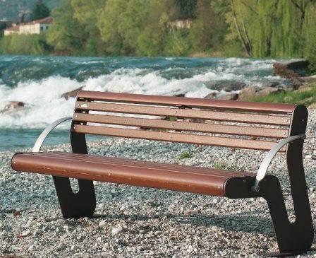 Agora park seat