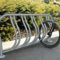 Atessa Bike Rack from Urban Effects