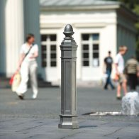 3P City King Bollards from Urban Effects