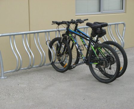 Atessa Bike Rack (two shown in photo)