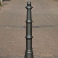 3P Globo Bollards from Urban Effects