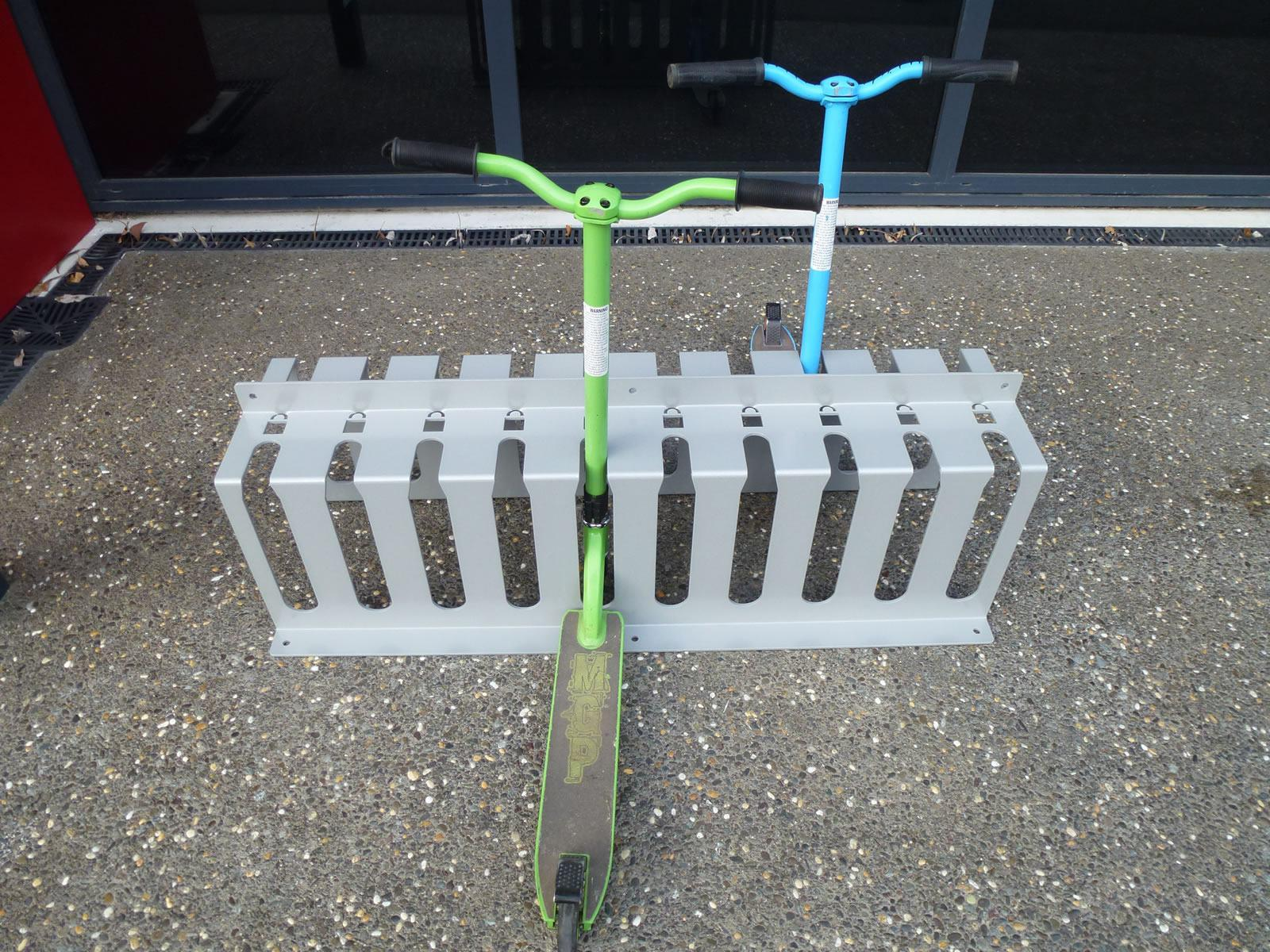 High Profile Scooter Rack 3