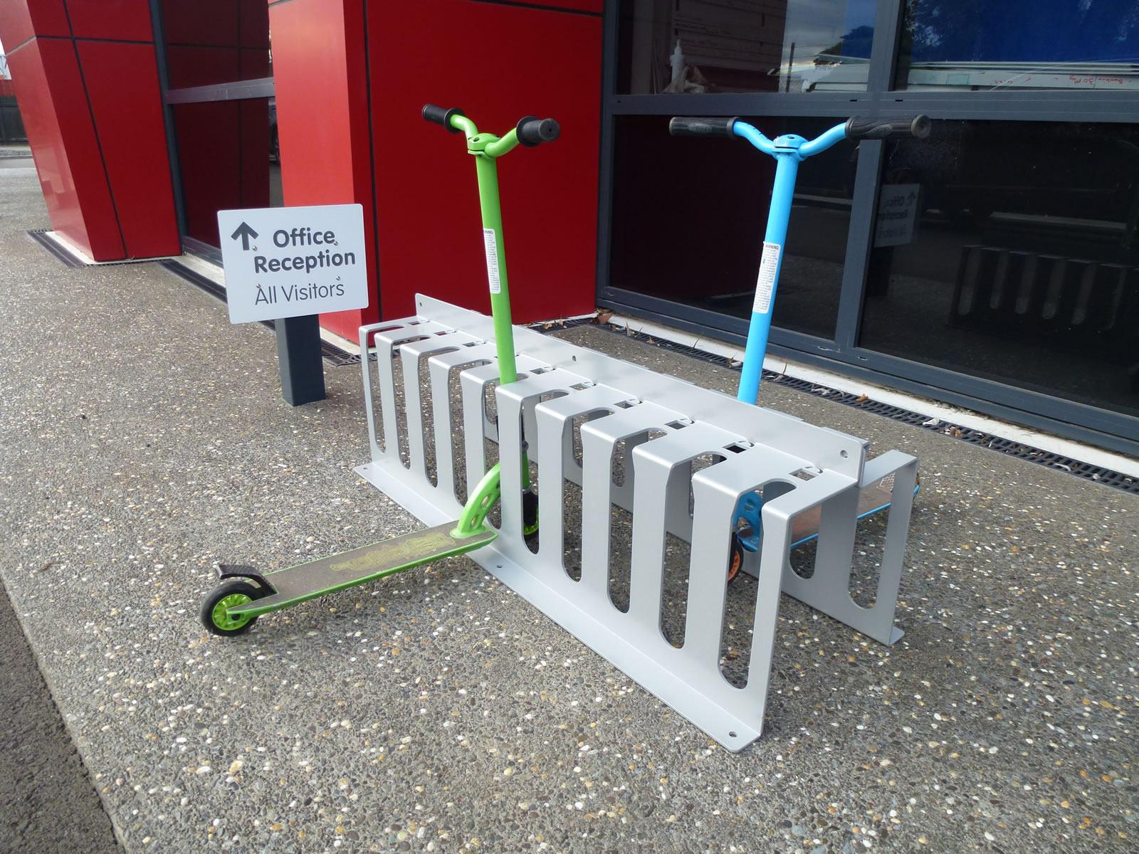 High Profile Scooter Rack 5