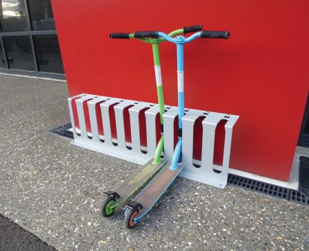 Kiwi Z Scooter Rack - high profile