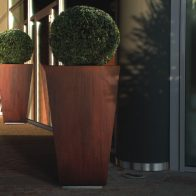 Lounge Planter from Urban Effects
