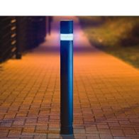 3P Routiero LED Illuminated Bollard from Urban Effects