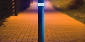 3P Routiero LED Illuminated Bollard