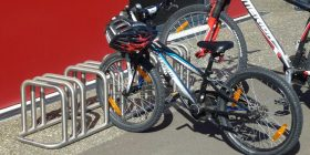 Metro Bike Rack