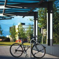 Signum 1 Bike Rack from Urban Effects