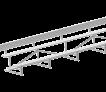 UEGSME23 Metro 2 Tier Grand Stand - 6m
