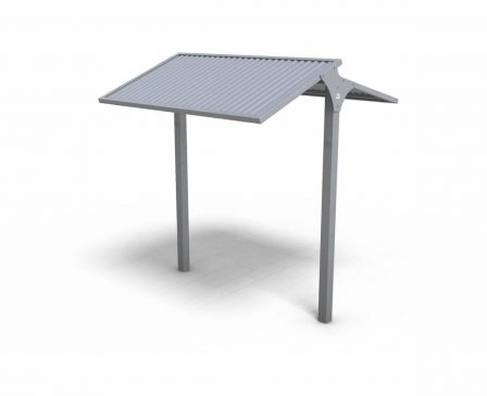 Universal Shelter - 2 Post