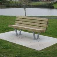 Kiwi Park Seat from Urban Effects