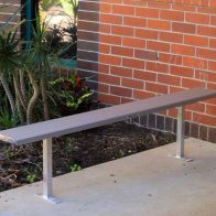 Metro Bench from Urban Effects