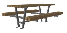 Kiwi Table Setting - Classic