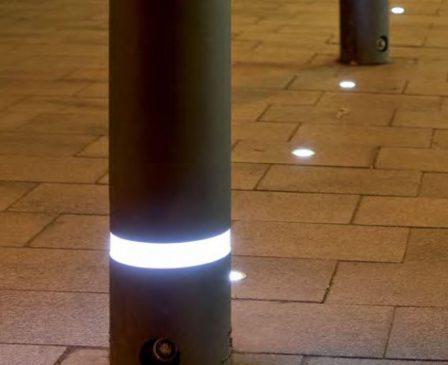Protector 180-600 LED bollard