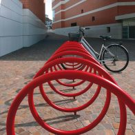 Spyra Bike Rack from Urban Effects