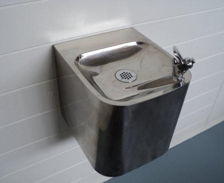 F60 wall mounted drinking fountain photos 029