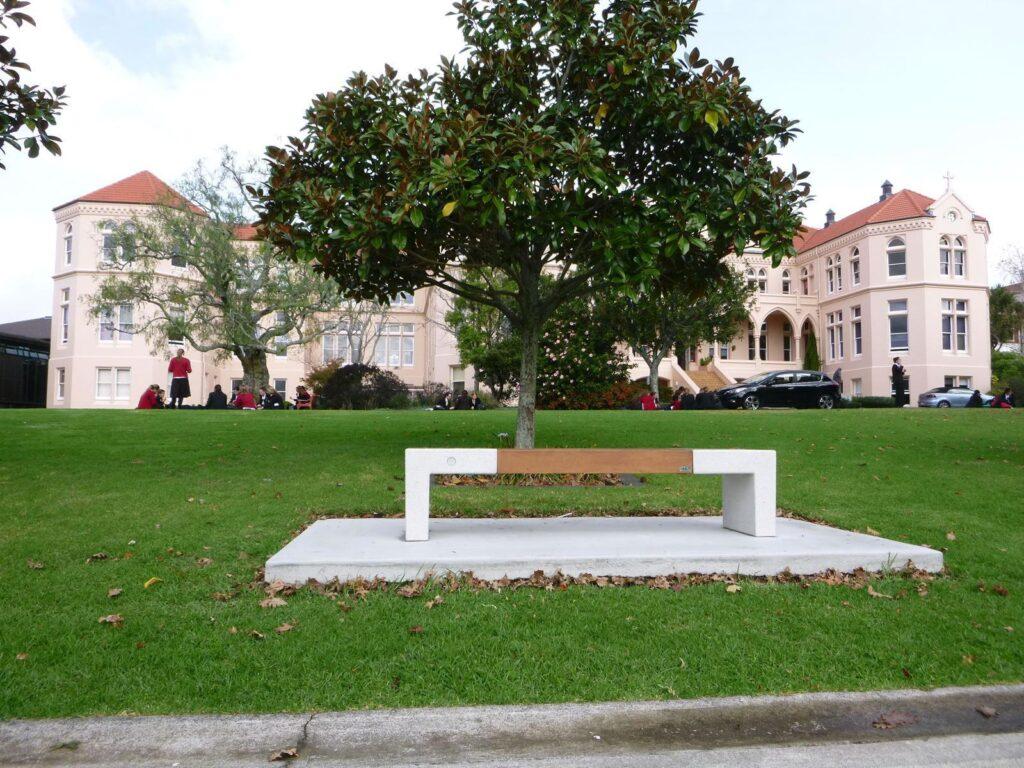 Giada Outdoor Seating Benches