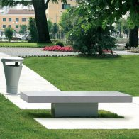 Agata Linear Bench from Urban Effects