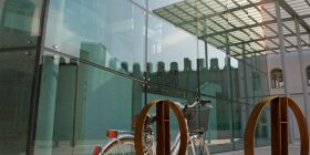 Cafe Bike Rack