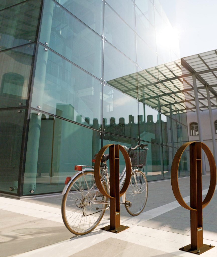 Café Bike Rack | Park & Street Products | Urban Effects