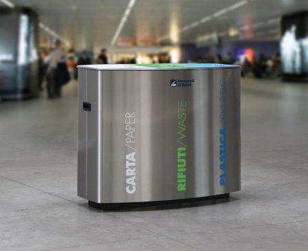 Aero Recycling Bin