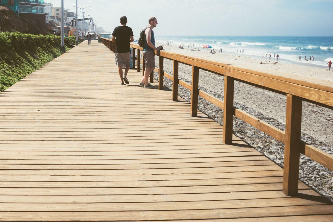 What is the Best Street Furniture for a Seafront Promenade?