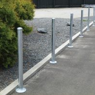 Kiwi Bollards - Removable Option from Urban Effects